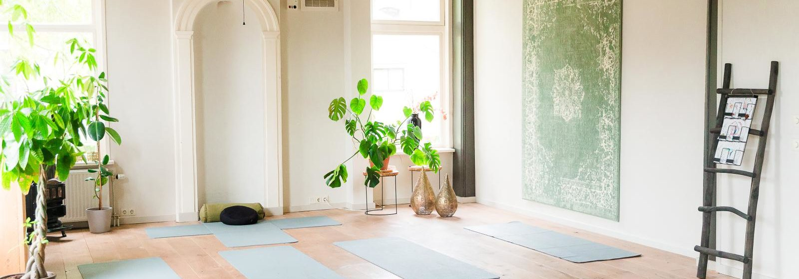 yin yoga in drachten